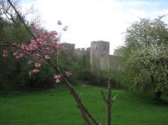Chepstow Castle - Wales, UK