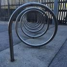 Spiral Bike Space on Southbank