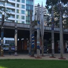 The Scar Project, Flinders Street