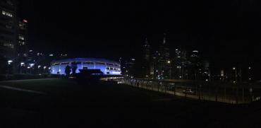 Arts Centre & City, Melbourne, VIC